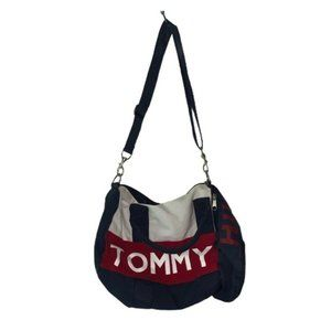 Vintage Tommy Hilfiger Color Block Duffel bag